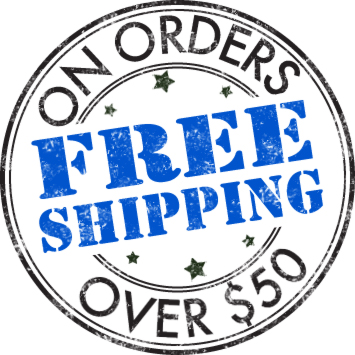 Free Shipping and tax Information